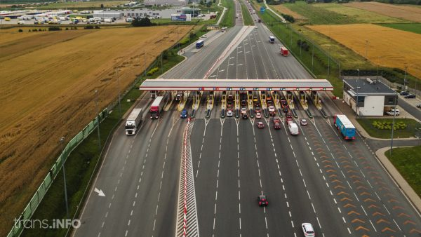 Road toll changes in Europe in 2021