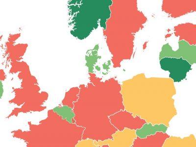 Lietuva – absoliuti lyderė ES pagal žuvusiųjų keliuose skaičiaus mažėjimą