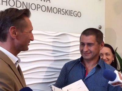 Украинец, спасавший людей из горящих автомобилей, награжден. Получит ли он польское гражданство?