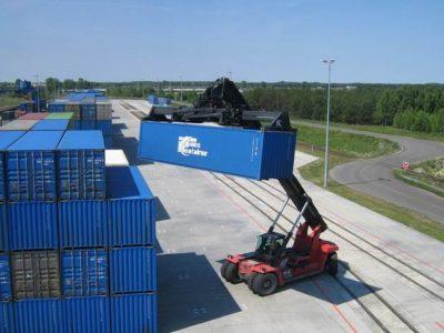 Китай открыл пункты пропуска с Приморьем для грузового автотранспорта