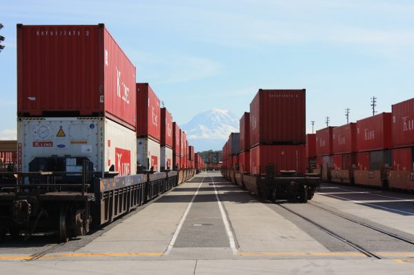 What will be the structure of freight transport in 2050? Road transport will continue to grow.