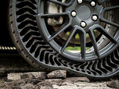 Puncture-resistant tyres? It's possible. French manufacturer to start tests on its invention soon.