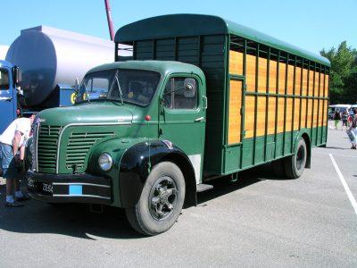 Historia transportu – odc. 72. O limitach, jakie nałożyła Francja na przewoźników po II wojnie światowej