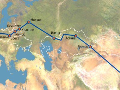 Как получить конкурентное преимущество в логистике Евразии? Примеры стратегий в проекте «One Belt, One Road» (2/2)
