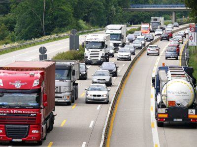Statistics on the German road toll for the first quarter of 2019: German share increased a bit but Lithuanian growth improved a lot.