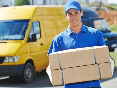 Industria serviciilor de curierat din Germania a atins un nou record
