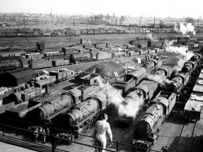 Az áruszállítás története 55. rész – így járult hozzá az amerikai hadsereg a vasútvonalak fejlesztéséhez.