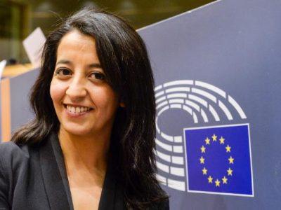 Ujhelyi István a TRAN Bizottság vezetői között az Európai Parlamentben