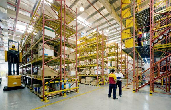 DHL Supply Chain realisiert für Tetra Pak den ersten Digitalen Zwilling