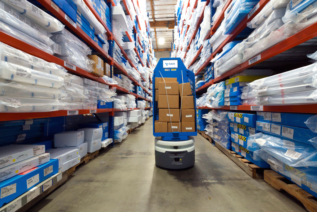 By 2025, millions of robots will be serving warehouses