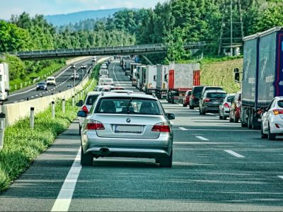 Coronavirus restrictions affected traffic jams in Germany