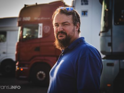 Cum facem față căldurii la drum: 10 sfaturi practice pentru șoferii de camion
