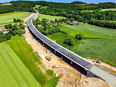 Wkrótce w rejonie budowanej obwodnicy na Dolnym Śląsku będą dwa objazdy