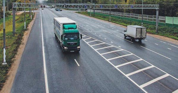 Zmiany w rosyjskim systemie poboru opłat drogowych Płaton. Zobacz, ile  wynosi teraz  stawka za kilo