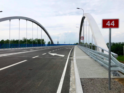 Obwodnica Skawiny już otwarta. Przyspieszy dojazd z Krakowa do Oświęcimia