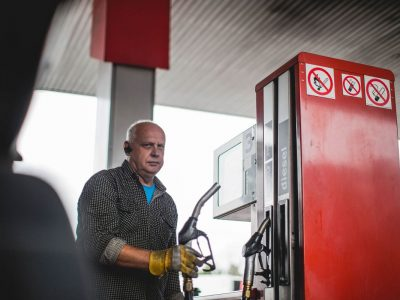 В Украине подешевело дизтопливо и бензин