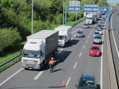 Șofer de camion din Belarus amendat cu 32.000 euro în Germania