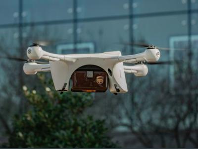UPS będzie realizować dostawy dronami