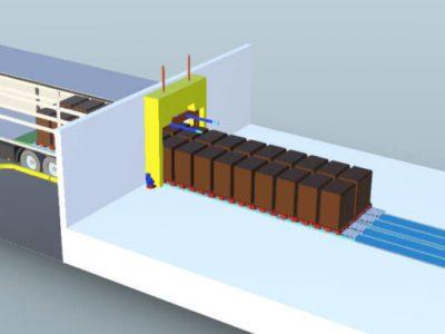 Lenkų išradimas pakeis logistikos pramonę? Sutrumpins pakrovimo laiką net tris kartus