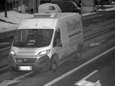 Przewoźnik nie wskazał kierowcy złapanego przez fotoradar. Będzie go to kosztować dużo więcej niż mandat