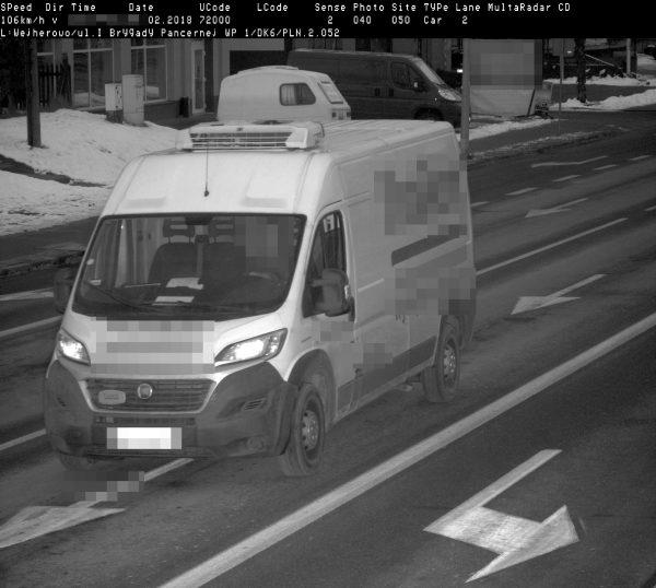 Przewoźnik nie wskazał kierowcy złapanego przez fotoradar. Będzie go to kosztować dużo więcej niż ma