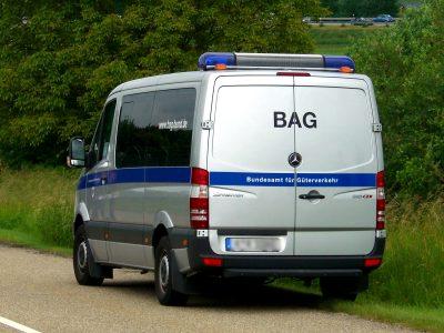 Vokietija ruošiasi nuotoliniai išmaniųjų tachografų kontrolei