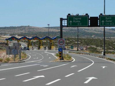Amenzi de circulație mai mari în Croația