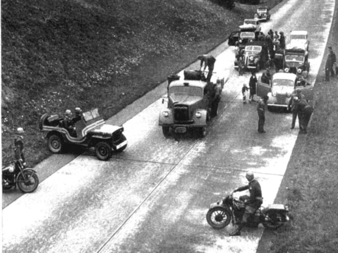 Historia transportu – odc. 75. O tym, jak dolary pobudziły zapotrzebowanie na transport w Niemczech