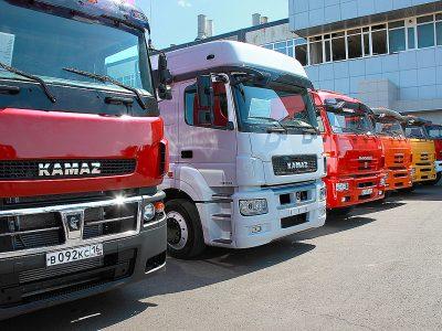 В самой большой стране в мире – самый старый грузовой автопарк