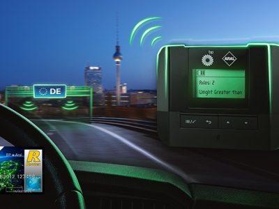 EETS įrenginio pristatymas Vokietijos rinkoje. BP siūlomi kelių rinkliavų sprendimai nuo šiol ir Vokietijoje