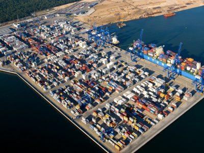 Banany przypłyną bezpośrednio do kraju. Polski port zyskał stałe połączenie