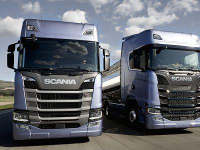 Двигатель Scania мощностью 540 л.с. произвел фурор в отрасли. По сравнению с его предшественниками, параметры впечатляют
