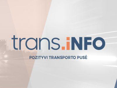 Trans.INFO populiariausių 2019 m. vasaros straipsnių dešimtukas