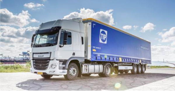 Major merger in the European market. The Dutch will take over a German competitor renting semi-trail