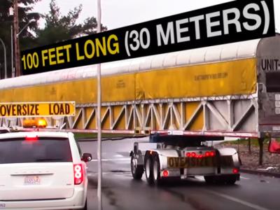 Транспорт и логистика крупногабаритных грузов. То есть какое значение имеет размер груза?