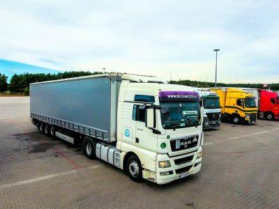Kaip atrodo lietuviškų sunkvežimių patikrinimas Prancūzijoje. Ką vertėtų žinoti, norint išvengti didelės nuobaudos