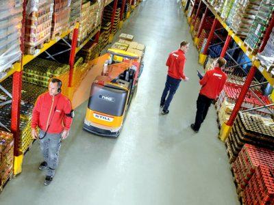 Ar robotai perims darbuotojų pareigas? Kaip procesų automatizavimas paveiks transporto ir logistikos sektorių