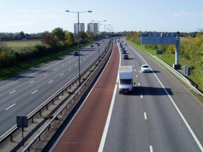 Marea Britanie: Mai multe porțiuni din M6 vor fi închise până la jumătatea lunii viitoare