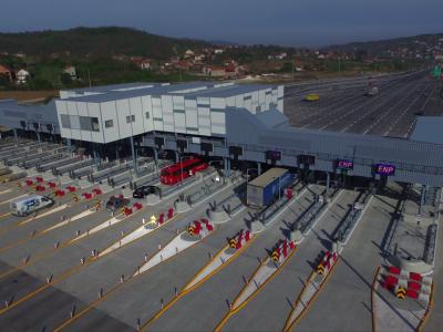 Новые ставки дорожных сборов в Сербии