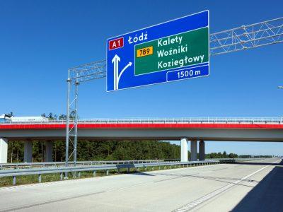 Jest nowy odcinek A1, ale nie dla wszystkich ciężarówek będzie od razu użyteczny