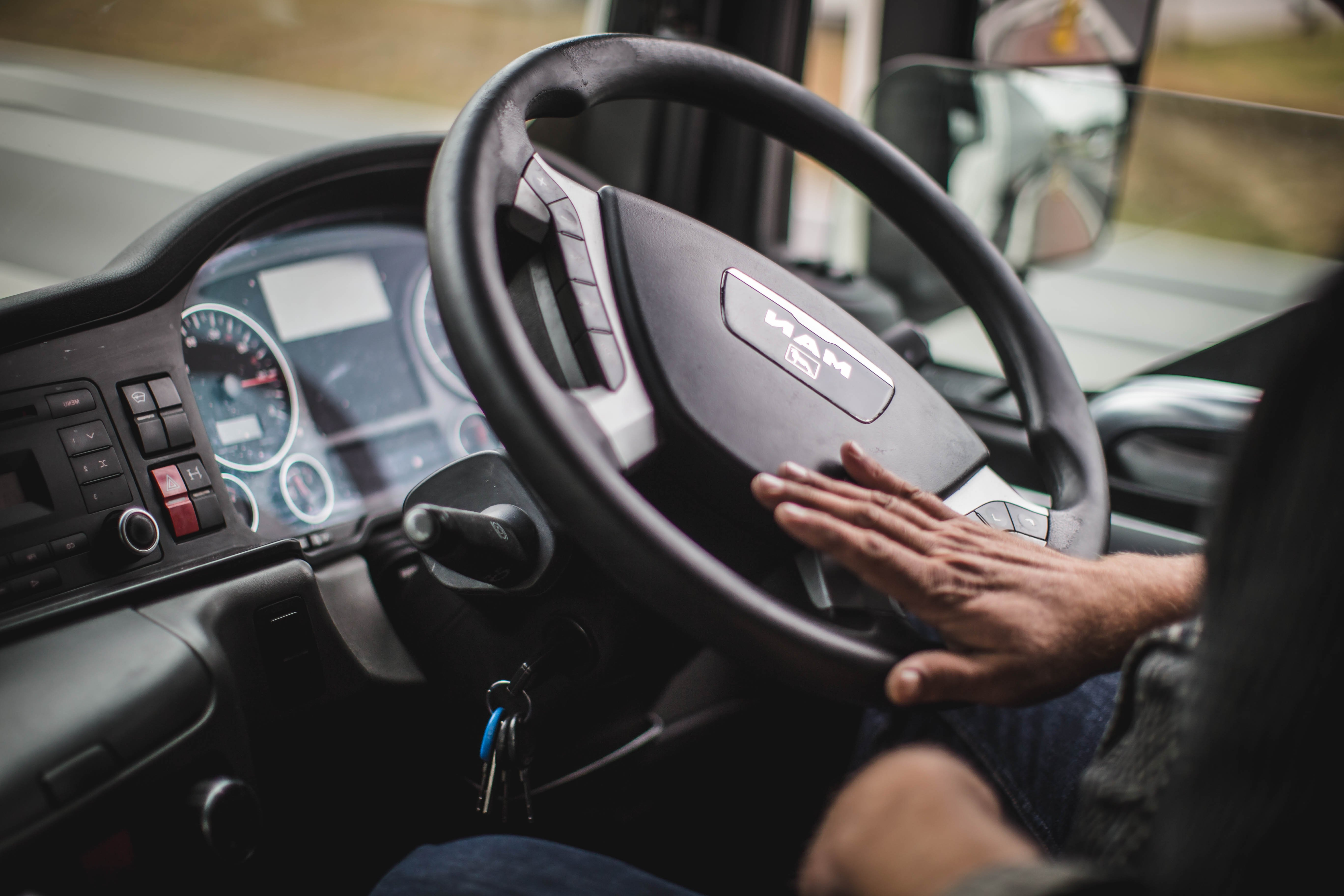 Logistics UK want interest-free loans to support HGV driver training