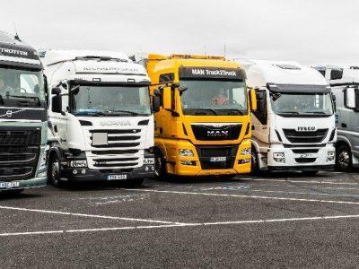 Sunkvežimių eismo apribojimai 2019 m. lapkritį