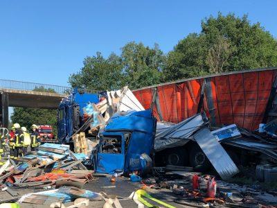Sunkvežimio vairuotojas išgelbėjo vaikų pilną autobusą. Galėjo įvykti didžiulė tragedija