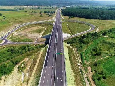 CNAIR a reziliat contractul lotului 3 al autostrăzii A1 Lugoj – Deva