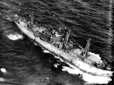 Az áruszállítás története 56. rész – az amerikaiak így helyeztek át 36 hadosztályt Európába