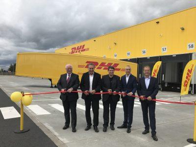 DHL Freight eröffnet neues Frachtzentrum in Hannover-Langenhagen