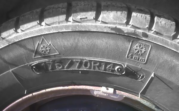 New tyre markings, also for trucks. EP approved the new rules