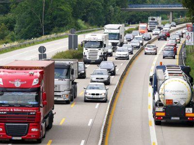 Germania: Porțiuni de autostrăzi închise până în noiembrie