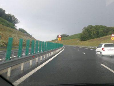 Considerăm în continuare că lotul 3 al Autostrăzii A1 Lugoj-Deva este apt de trafic