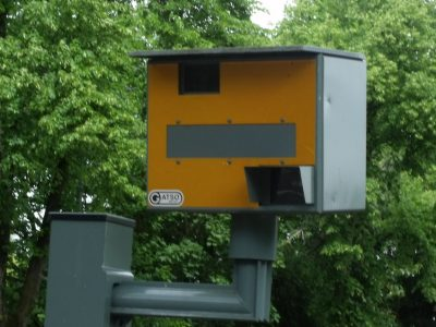 Mobile speedcam trailers caught 37,000 road hogs in Hamburg in 6 months.